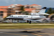 N524S - Private Dassault Falcon 50 aircraft
