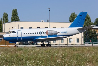 N614GB - Private VFW-Fokker 614