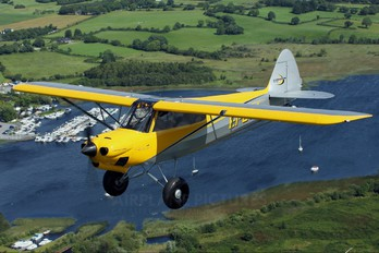 EI-LSA - Private Cub Crafters Carbon Cub SS