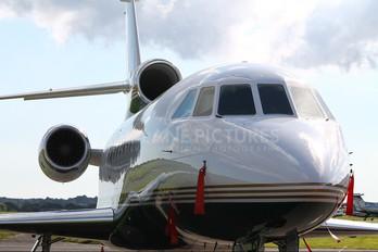N39NP - Private Dassault Falcon 900 series