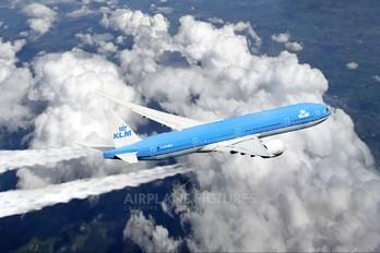 PH-BVB - KLM Boeing 777-300ER