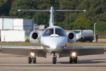 LV-WLG - Private Learjet 25