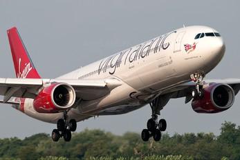 G-VKSS - Virgin Atlantic Airbus A330-300