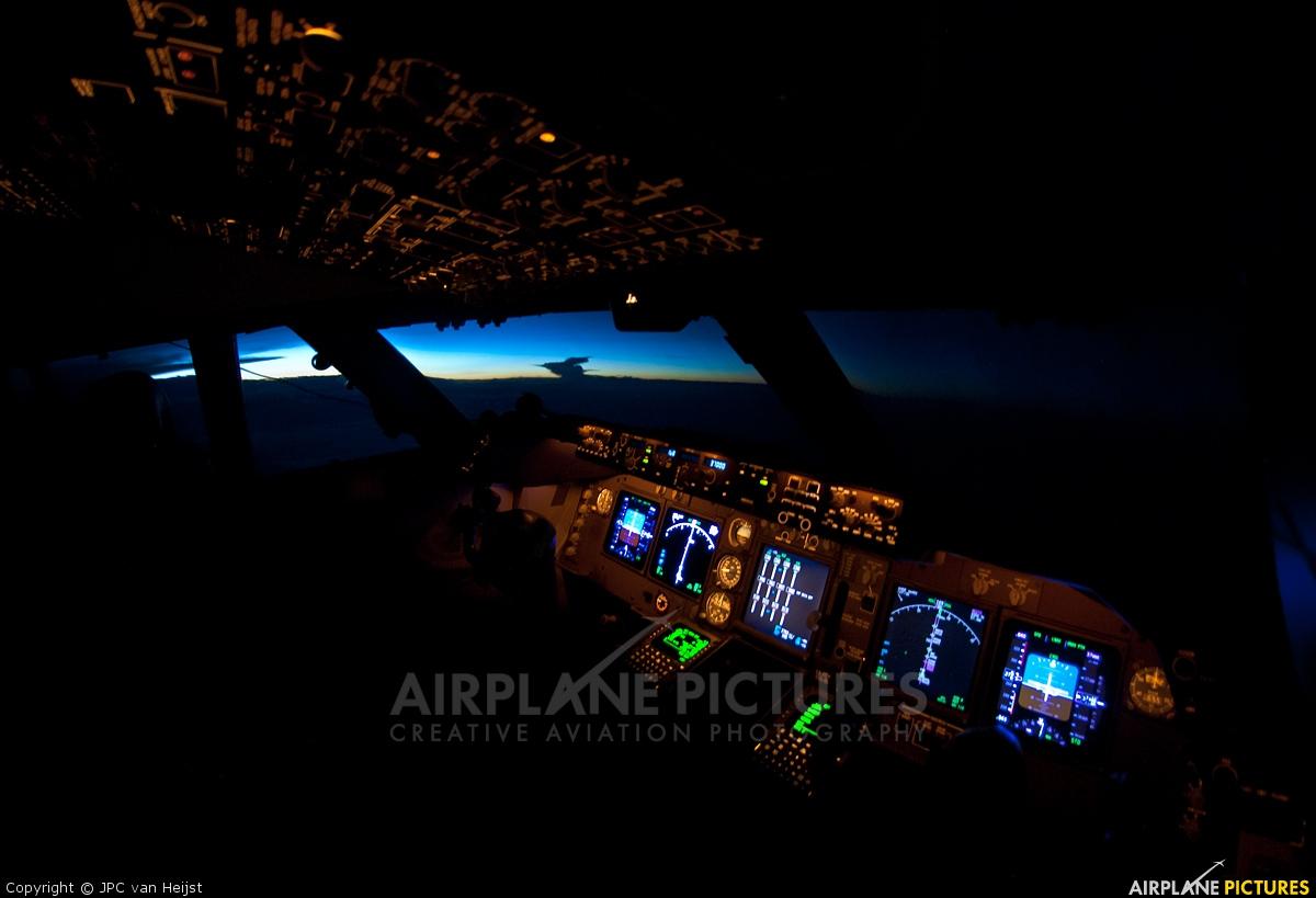 Cargolux LX-TCV aircraft at In Flight - Angola