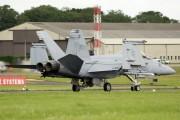 166790 - USA - Navy McDonnell Douglas F/A-18F Super Hornet aircraft