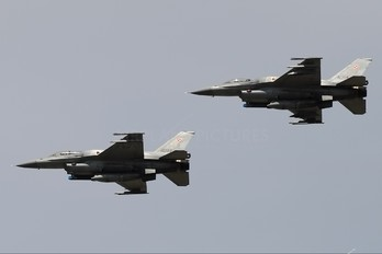4083 - Poland - Air Force Lockheed Martin F-16D block 52+Jastrząb