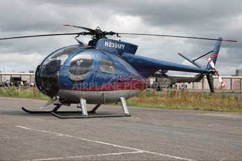 N239MY - Private Hughes OH-6 Cayuse