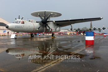 2503 - Taiwan - Air Force Grumman E-2C Hawkeye