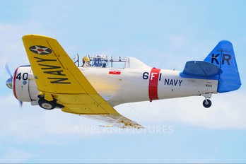N211A - Private North American Harvard/Texan (AT-6, 16, SNJ series)