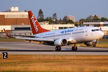 C-GANH - Air North Boeing 737-500