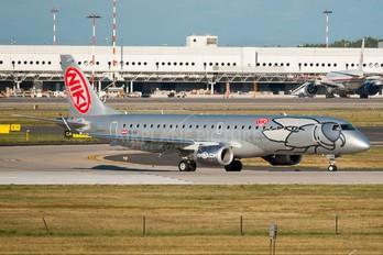 OE-IHF - Niki Embraer ERJ-190 (190-100)