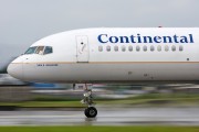 N14106 - Continental Airlines Boeing 757-200 aircraft