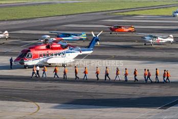 PR-CHR - BHS Táxi Aéreo Sikorsky S-92