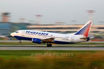 VP-BYN - Transaero Airlines Boeing 737-500