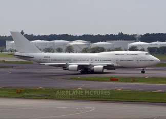 N920UN - Wells Fargo Bank Northwest Boeing 747-400