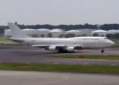 N920UN - Wells Fargo Bank Northwest Boeing 747-400 aircraft