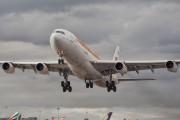 EC-GPB - Iberia Airbus A340-300 aircraft