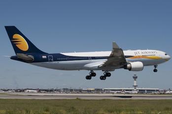 VT-JWN - Jet Airways Airbus A330-200