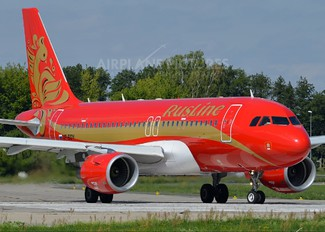 VP-BDY - Rusline Airbus A319