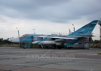 35 - Russia - Air Force Sukhoi Su-24MR