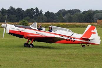 SP-EMG - Private Zlín Aircraft Z-526F