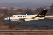 ZS-NXH - Private Beechcraft 200 King Air aircraft