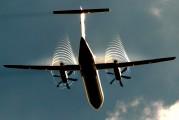 G-ECOE - Flybe de Havilland Canada DHC-8-400Q / Bombardier Q400 aircraft
