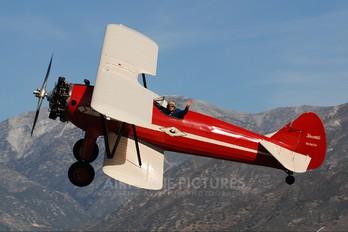 N66711 - Private Boeing Stearman, Kaydet (all models)