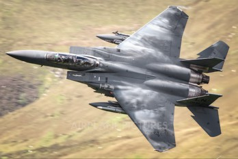 98-0131 - USA - Air Force McDonnell Douglas F-15E Strike Eagle