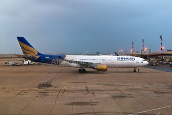 VQ-BCW - Shaheen Air International Airbus A330-300