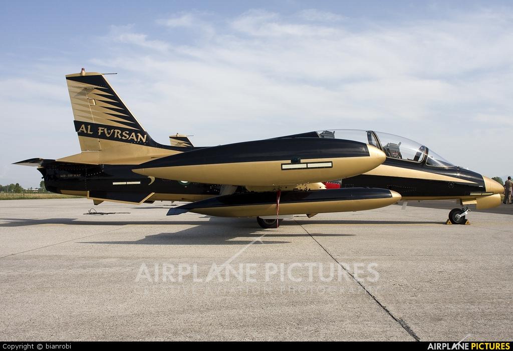 "United Arab Emirates - Air Force ""Al Fursan"" 434 aircraft at Rivolto"