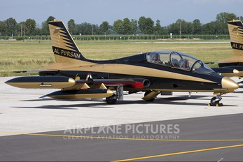 "439 - United Arab Emirates - Air Force ""Al Fursan"" Aermacchi MB-339NAT"