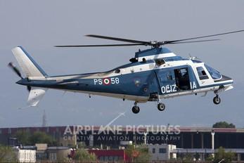 PS-58 - Italy - Police Agusta / Agusta-Bell A 109