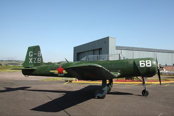 G-BXZB - Private NanChang CJ-6A
