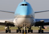 HL7490 - Korean Air Boeing 747-400 aircraft