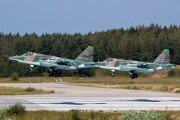 71 - Russia - Air Force Sukhoi Su-25 aircraft