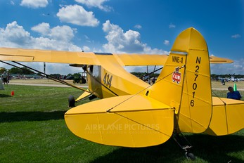 N27016 - Private Piper J3 Cub
