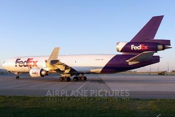 N609FE - FedEx Federal Express McDonnell Douglas MD-11F