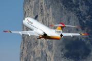 OE-LFI - Tyrolean Airways Fokker 70 aircraft