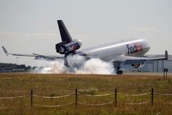 N645FE - FedEx Federal Express McDonnell Douglas MD-11F