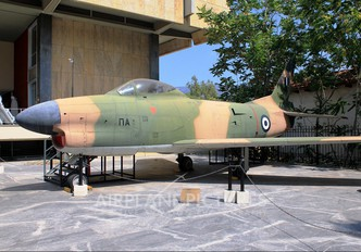 51-8404 - Greece - Hellenic Air Force North American F-86D Sabre