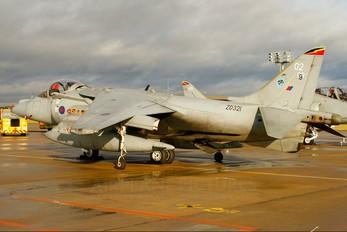 ZD321 - Royal Air Force British Aerospace Harrier GR.9