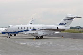 N866TM - Private Bombardier BD-100 Challenger 300 series