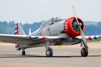 N62382 - Private North American Harvard/Texan (AT-6, 16, SNJ series)