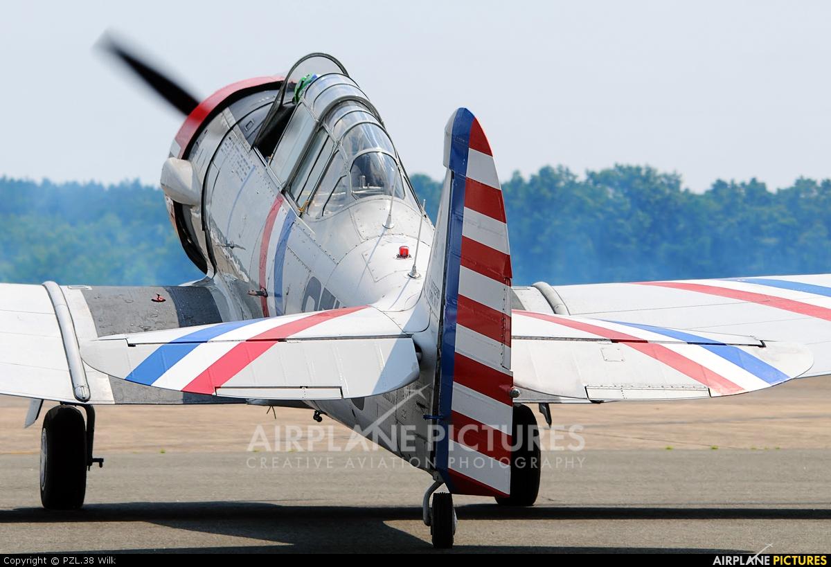 Private N58224 aircraft at Westover ARB / Metropolitan