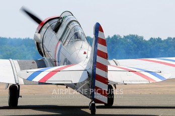 N58224 - Private North American Harvard/Texan (AT-6, 16, SNJ series)