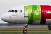 CS-TNH - TAP Portugal Airbus A320 aircraft