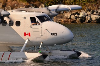 C-FWTE - West Coast Air de Havilland Canada DHC-6 Twin Otter