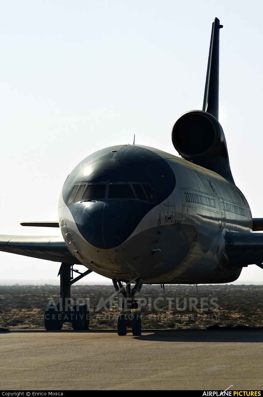 Sky Gate International Aviation TZ-SGI aircraft at El Alamein