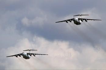 RA-76547 - Russia - Air Force Ilyushin Il-76 (all models)